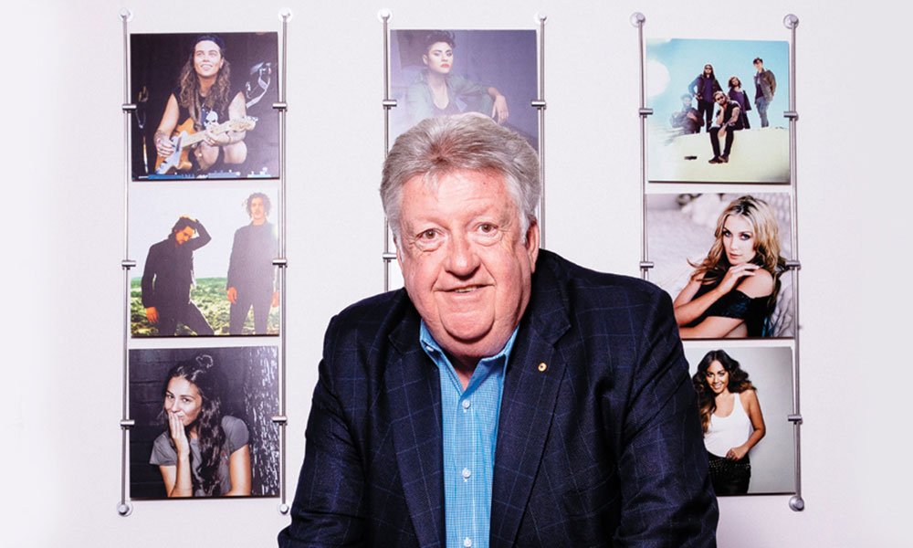BREAKING: Denis Handlin To Depart Sony Music 'Effective Immediately'