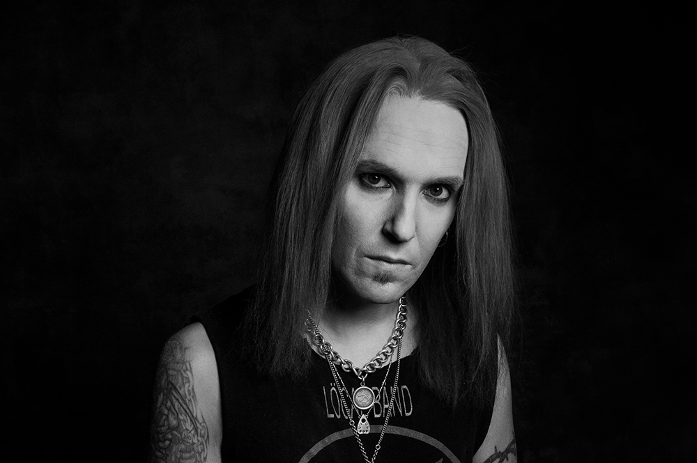 Children Of Bodom Frontman Alexi Laiho Passes Away, Age 41