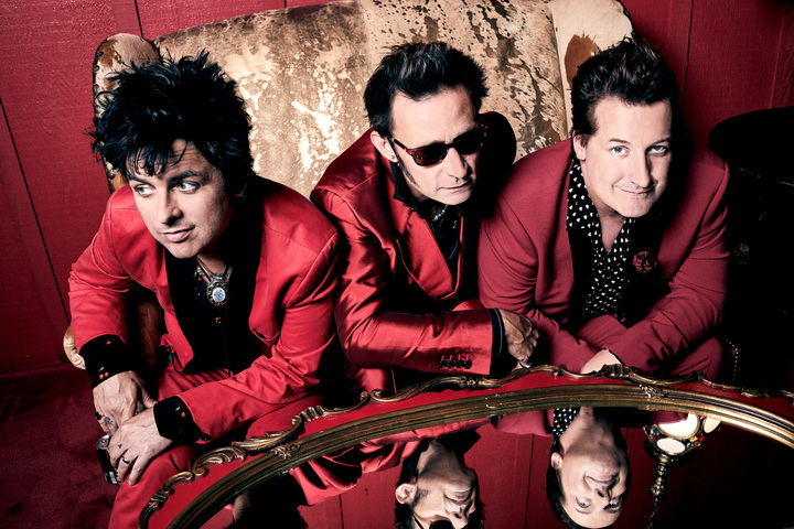 Green Day Could Score Their First ARIA Chart #1 Since 2004's 'American Idiot' This Week