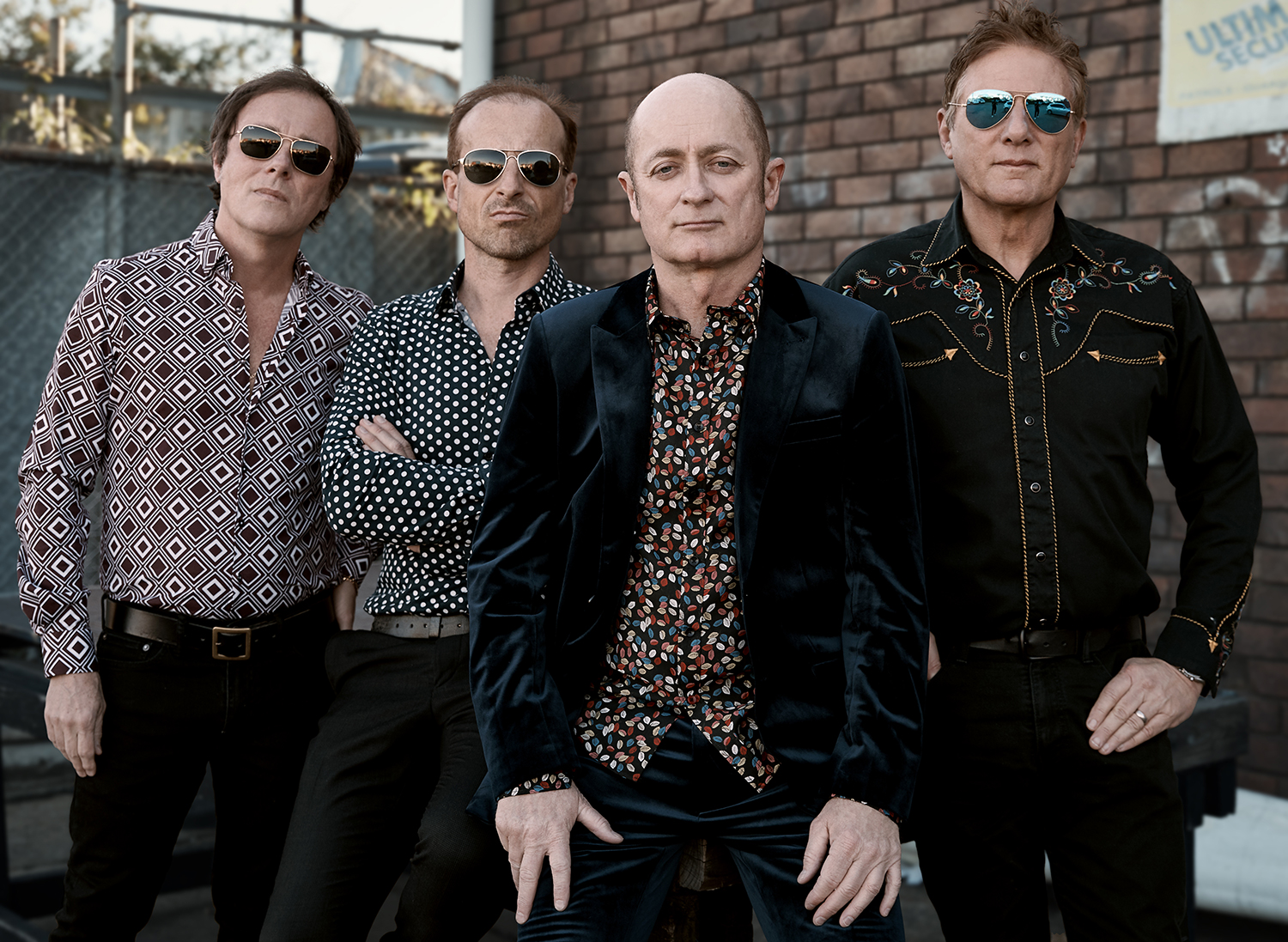 Hoodoo Gurus Announce 40th Anniversary Tour With Special Guests The Dandy Warhols