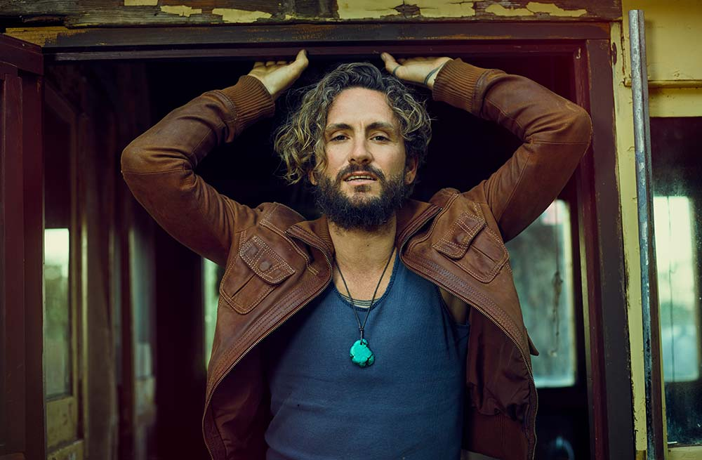John Butler Announces WA Gig For Later This Month