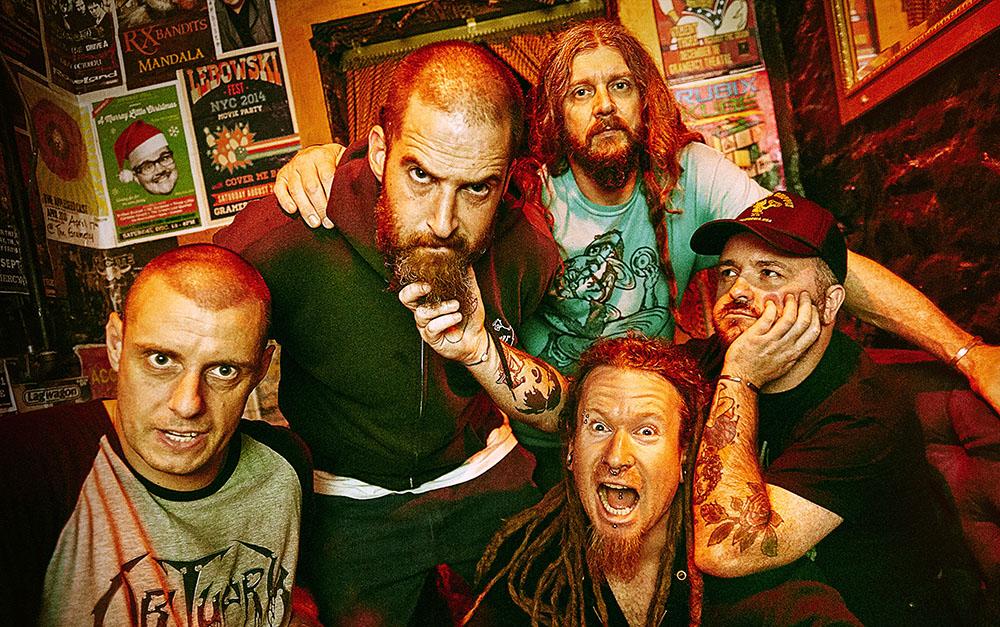 King Parrot Lead Thrash Blast Grind Tour 2020