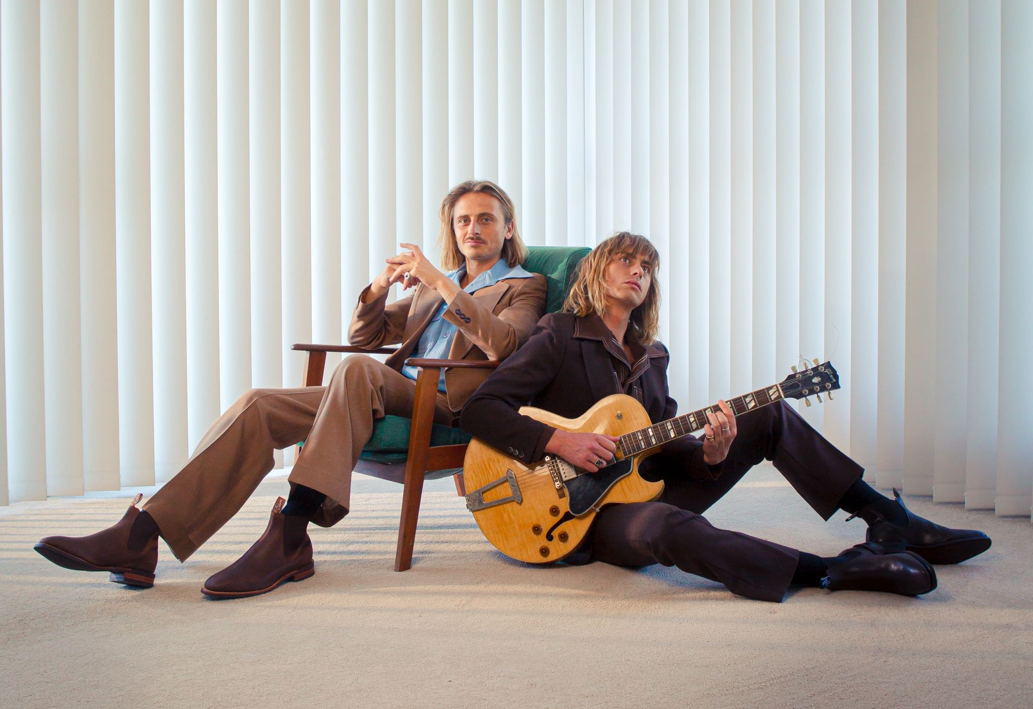 Lime Cordiale Take Out This Week's Triple J Feature Album With '14 Steps To A Better You'