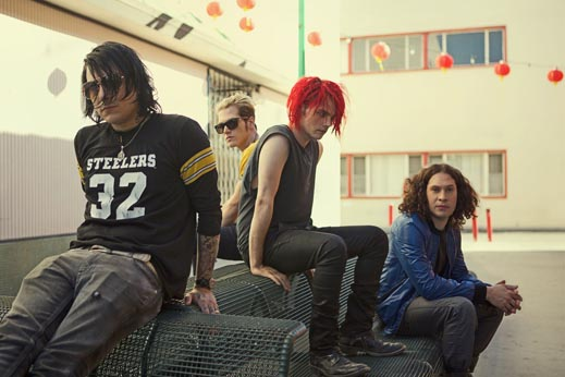 Are My Chemical Romance Finally Coming To Australia In 2021?
