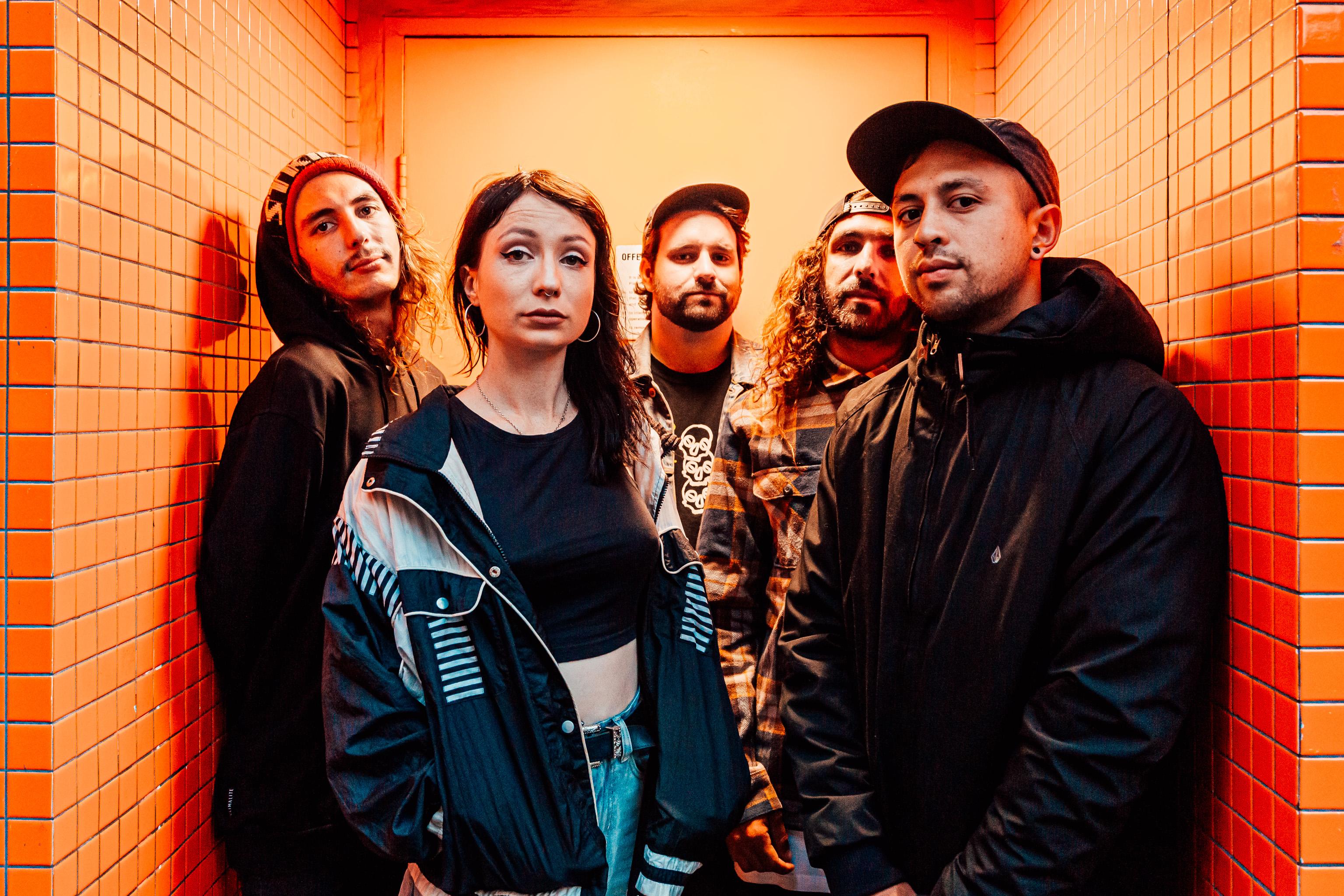 SaviourAnnounce 'A Lunar Rose' Australian Album Tour