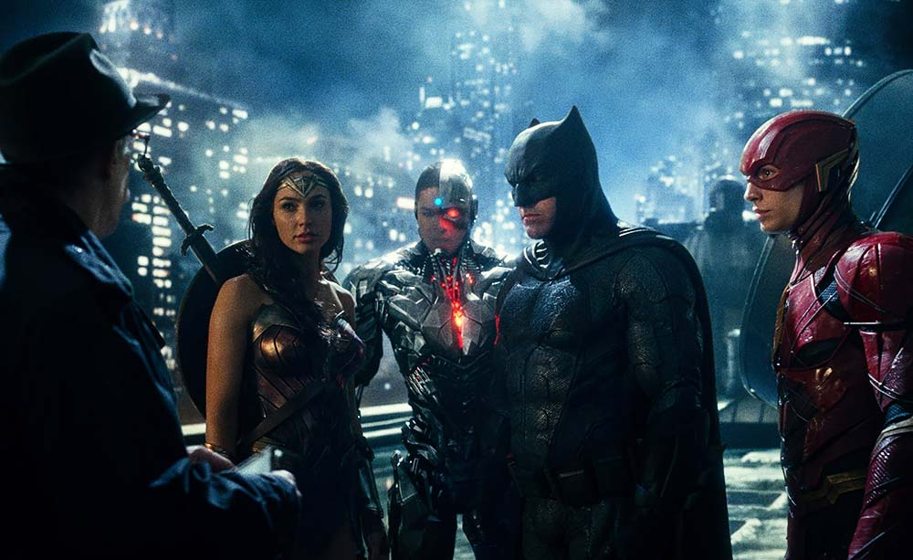 Oztix | News | 'This Is Real': Zack Snyder's 'Justice League' Cut ...