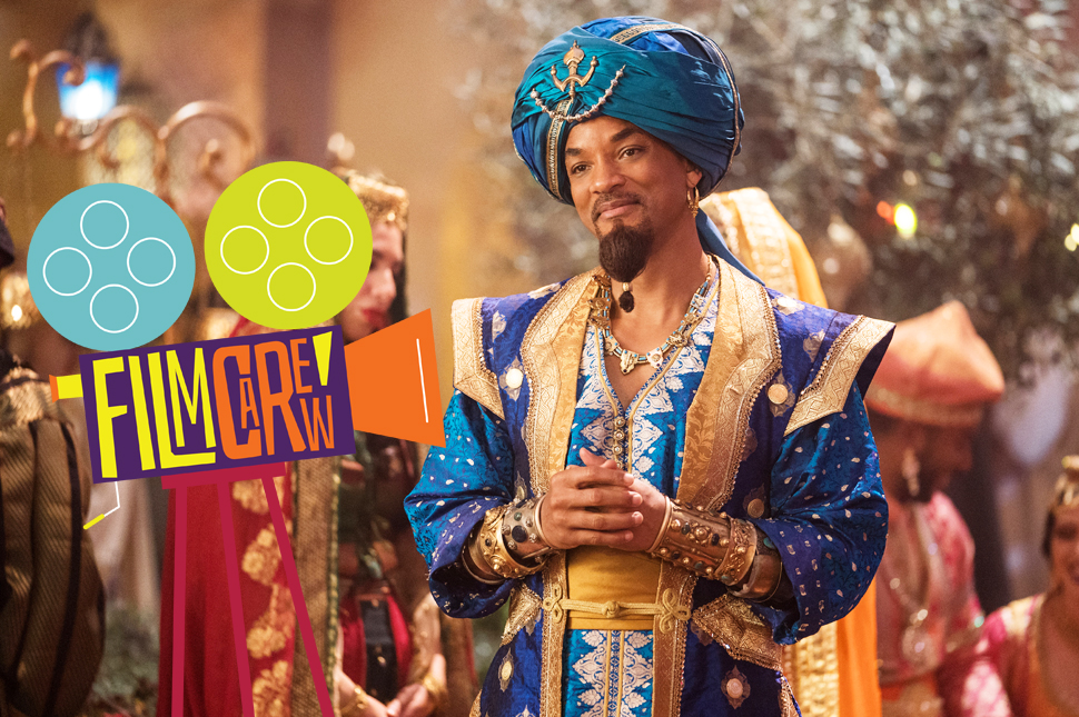 The Original 'Aladdin' Might Be A Classic But The New Version Doesn't Quite Stack Up