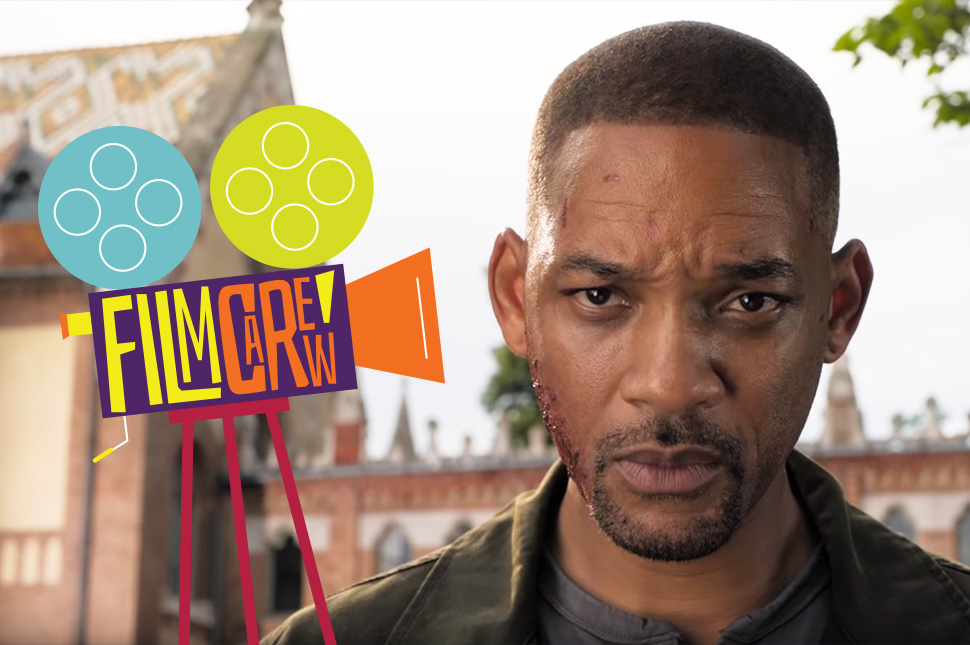 'Generic' 'Uninspired': Not Even Two Will Smith's Can Save 'Gemini Man'