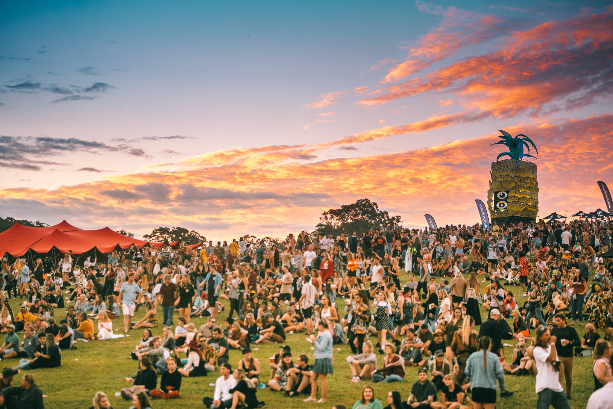 Big Pineapple Music Festival Confirms Line-up For Rescheduled 2020 Event