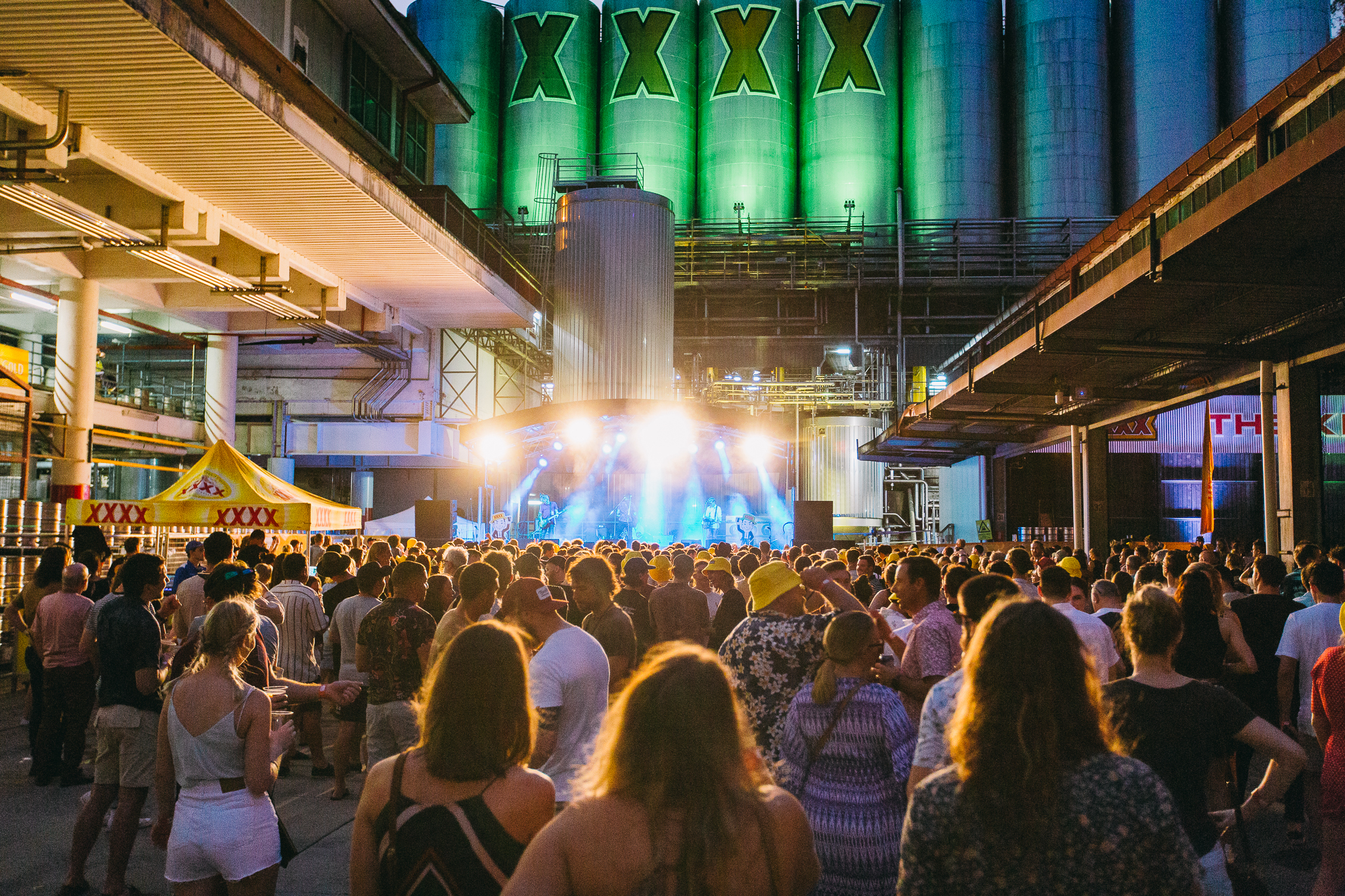 NSW Queensland Live Venue Capacities To Increase Next Week As COVID Restrictions Ease