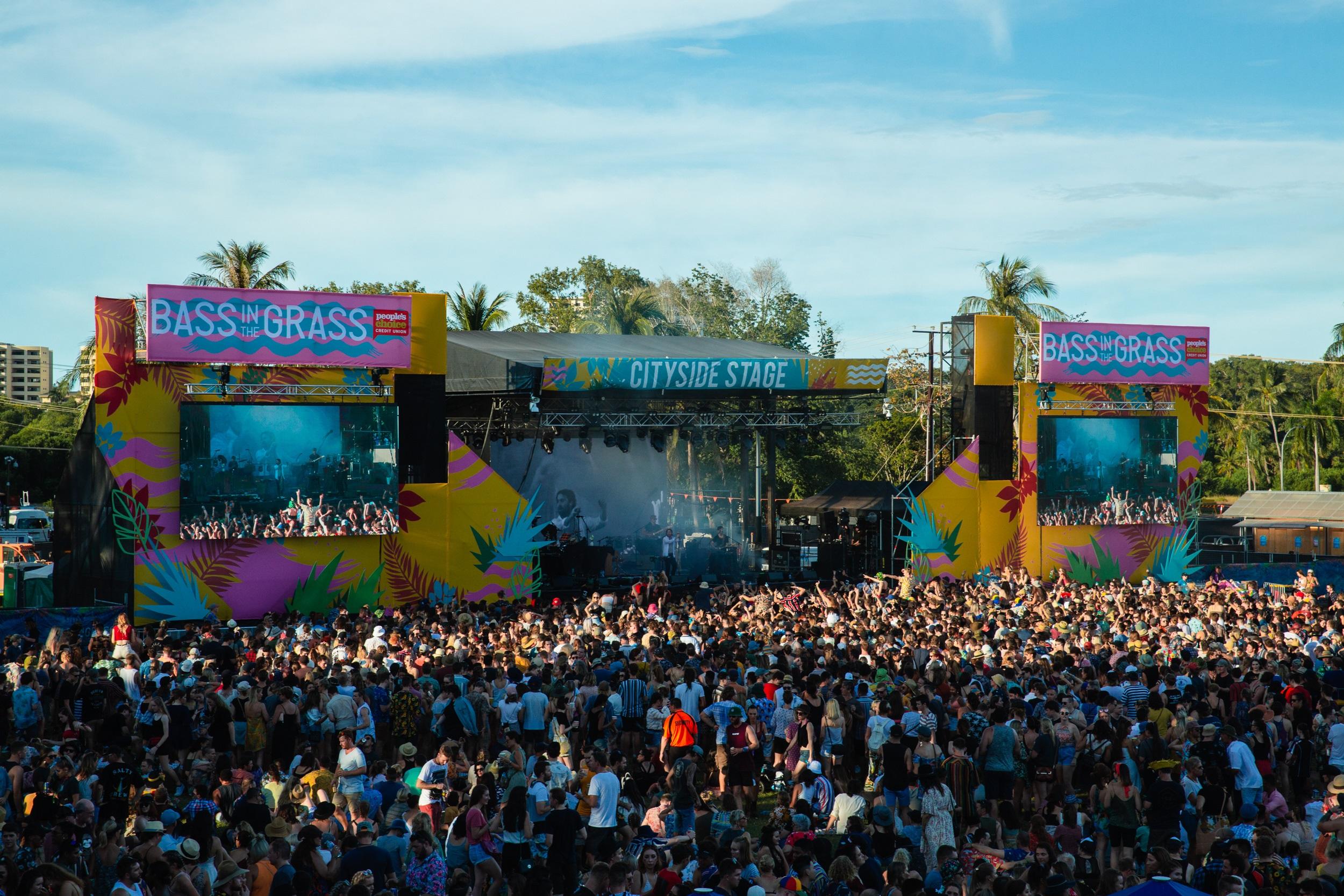 Violent Soho, Peking Duk, Thelma Plum & More To Play 2020 BASSINTHEGRASS Festival