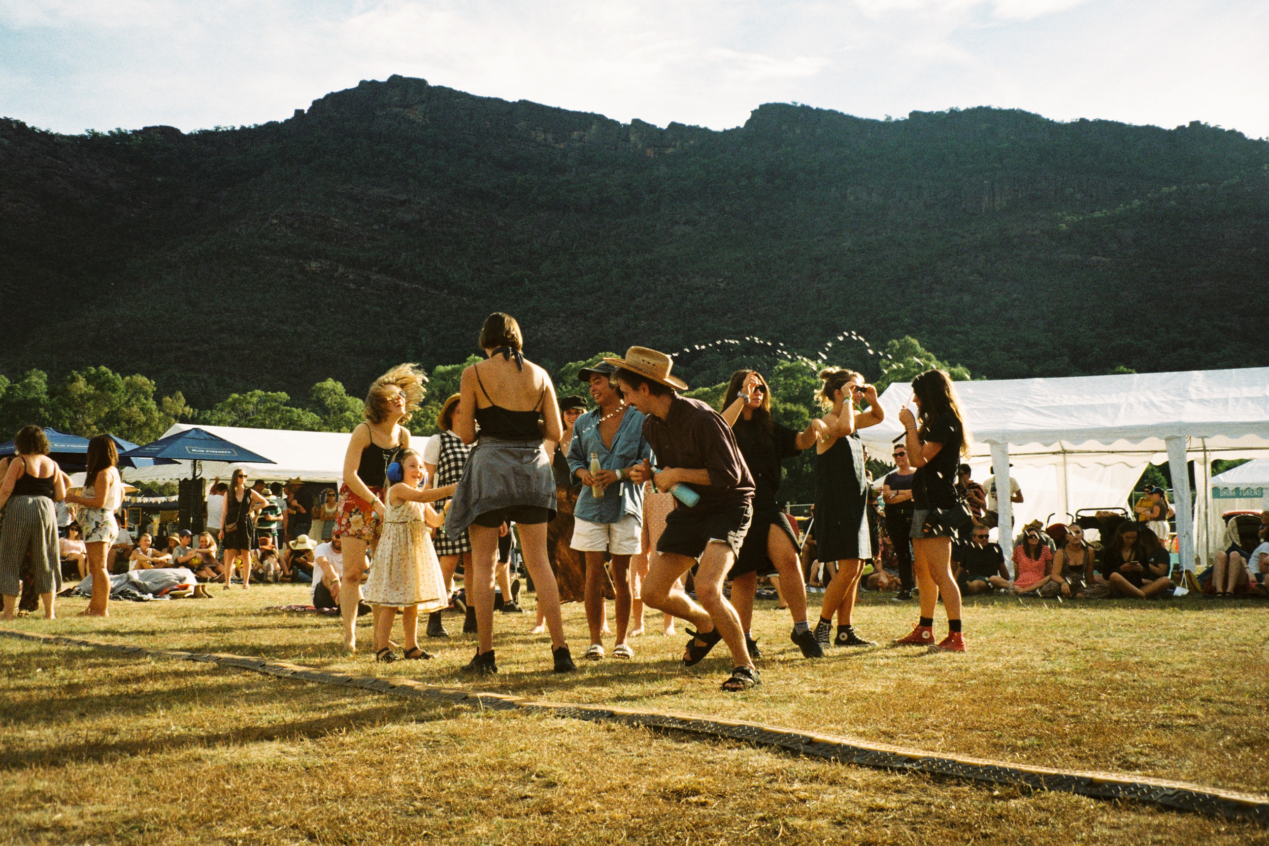 Grampians Music Festival Reveals 2020 Playing Times