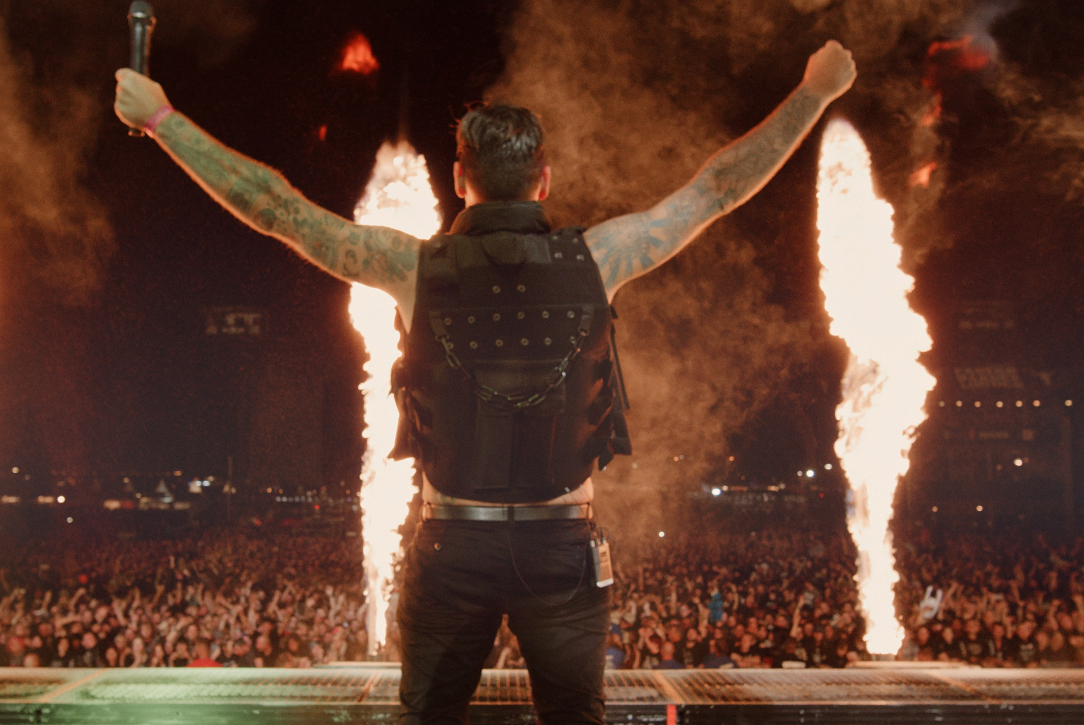 Here's When You'll Be Able To Watch Parkway Drive's New Doco From Your Home