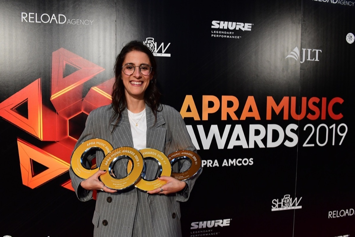 This Year's APRA Music Awards To Be Streamed Online For First Time Ever