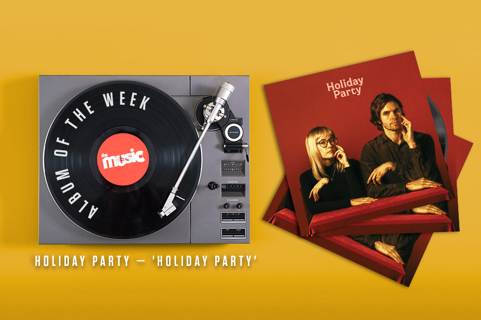 ALBUM OF THE WEEK: Holiday Party's Debut Record Was Worth The Wait