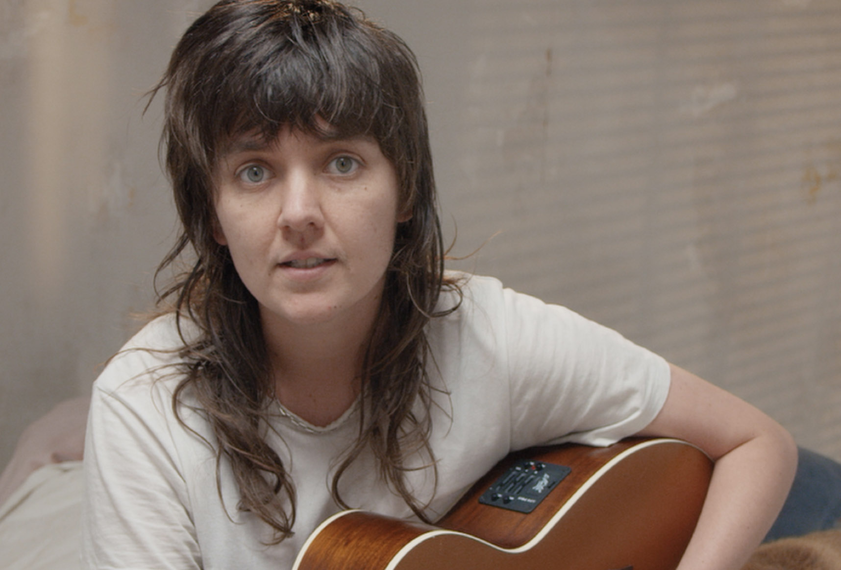 Courtney Barnett Releases Live Clip For Kev Carmody Cover: 'Beautifully Endearing'