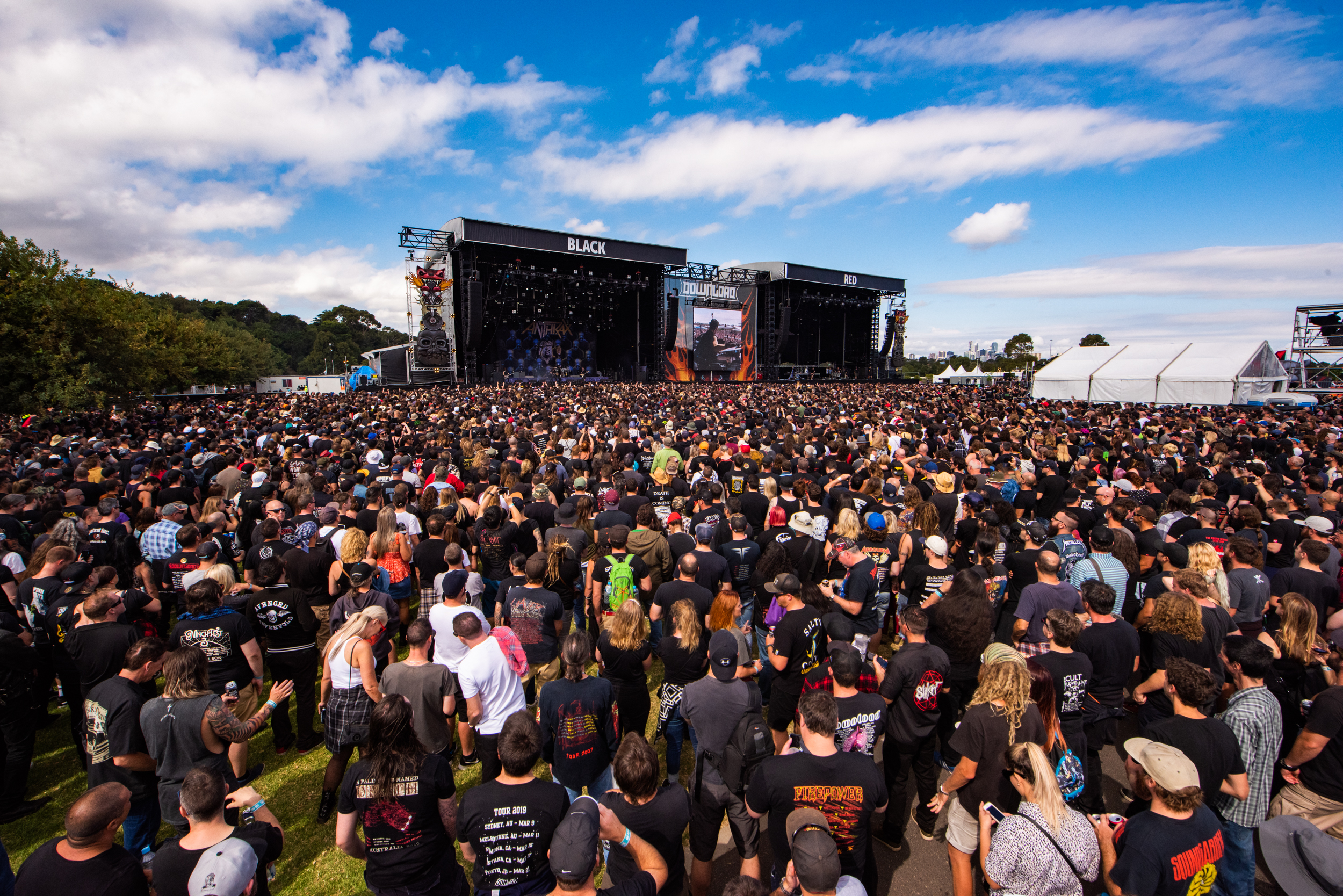 It's Time To Get Planning - The Download Set Times Are Here!