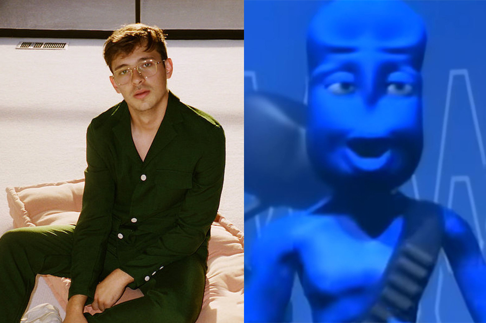 Remember '90s Banger 'Blue (Da Ba Dee)'? Flume Has Remixed It