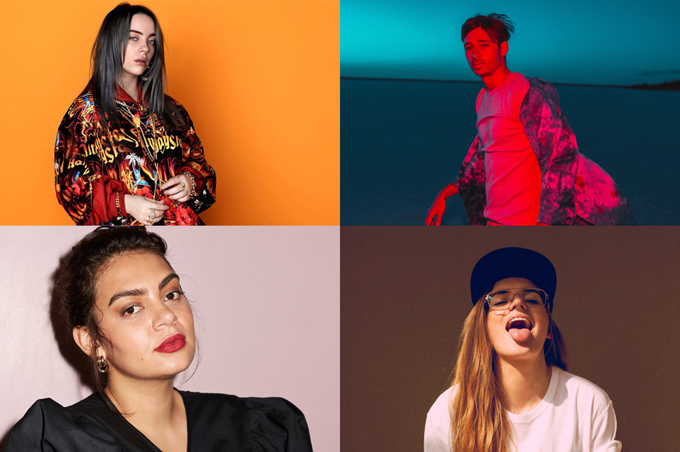 Some Of Your 2019 Favourites Set For Hottest 100 Bump Up This Week's ARIA Charts