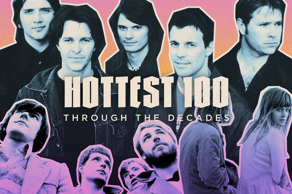 Another Decade Ends For Hottest 100: The Songs That Defined The Preceding Decades