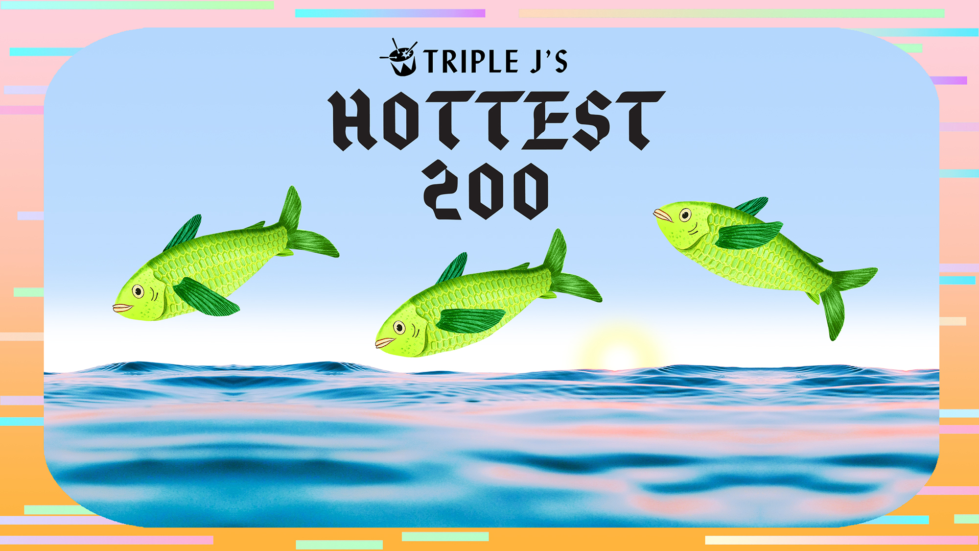 Favourite Artist Missed Out In The Hottest 100? Here's How The Hottest 200 Landed