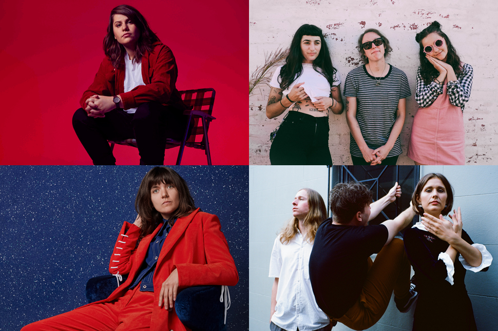 Courtney Barnett, Middle Kids & More To Play ISOL-AID Insta Live Fest This Weekend