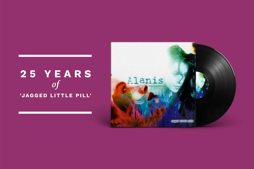 Alanis Morissette's To Celebrate 25 Years Of 'Jagged Little Pill' In Aus; Here's Why I Still Love It