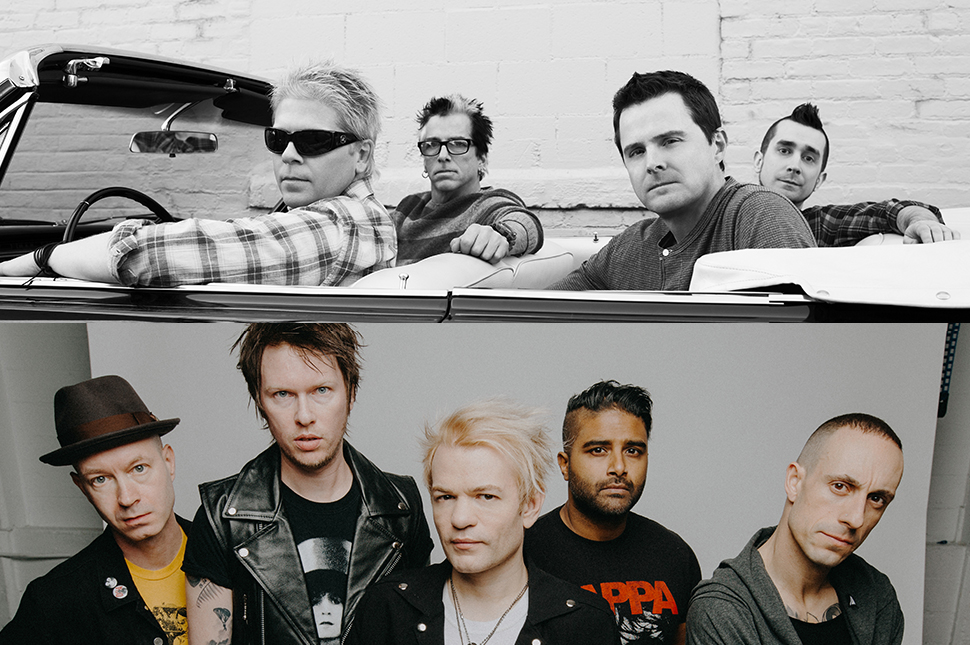 The Offspring & Sum 41 Are Teaming Up For A Huge Australian Tour This Year