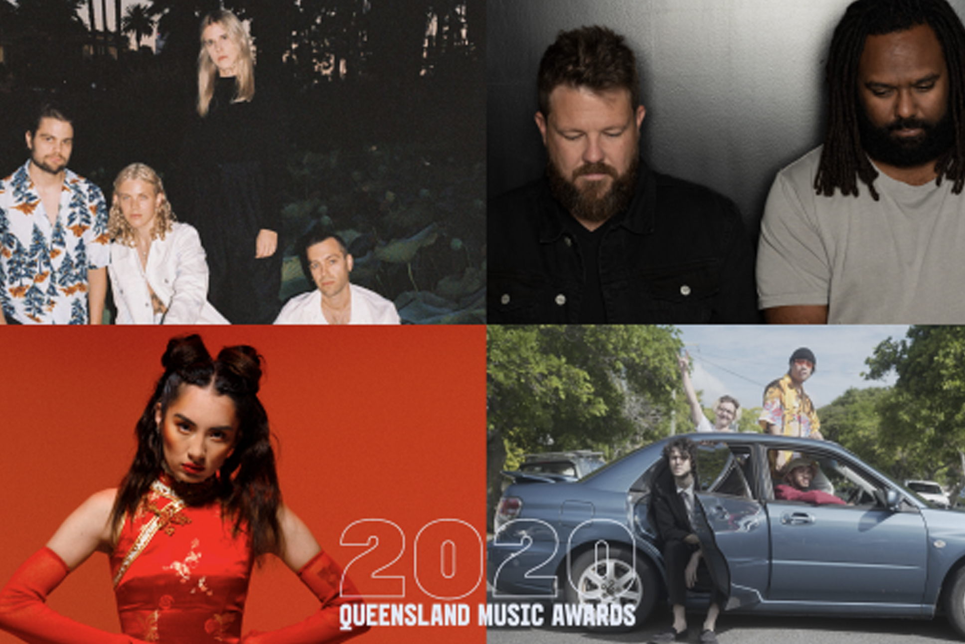 Cub Sport, Busby Marou Lead 2020 Queensland Music Awards Performers