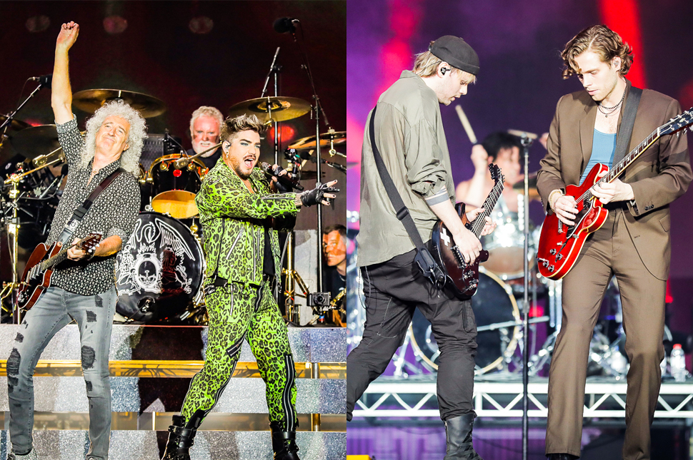 How Covering A Classic Queen Song Inspired 5SOS' New Album: 'Oh, We Can Do This'