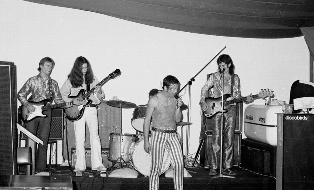 Original Skyhooks Member Peter Starkie Passes Away At 72