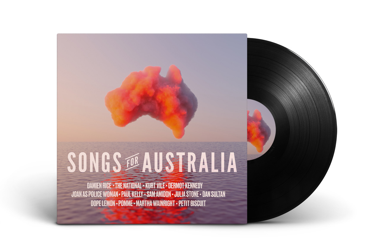 Julia Stone, The National, Paul Kelly, Kurt Vile & More Unite For Album For Bushfire Relief