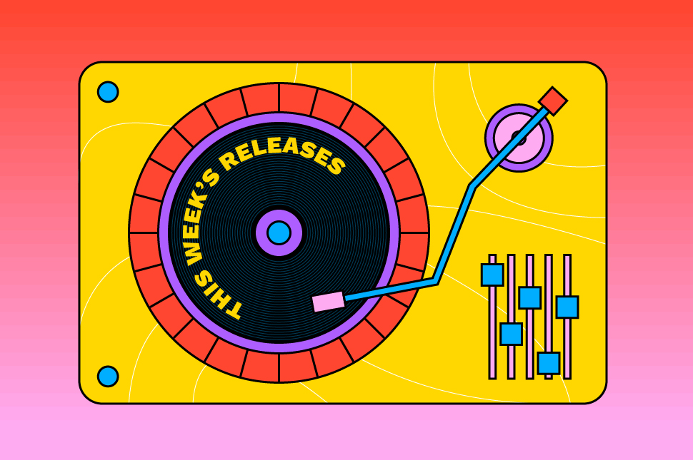 Settle Into Friday Right With This Week's New Releases