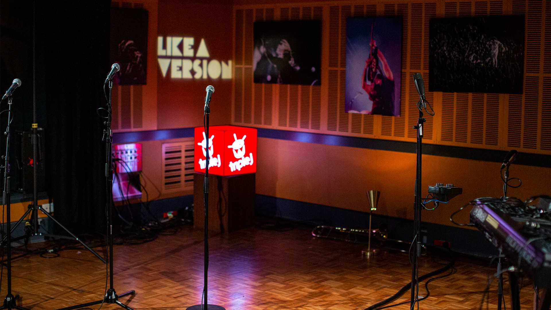 Take Cover: Triple J's 'Like A Version' Is Coming Back Next Week
