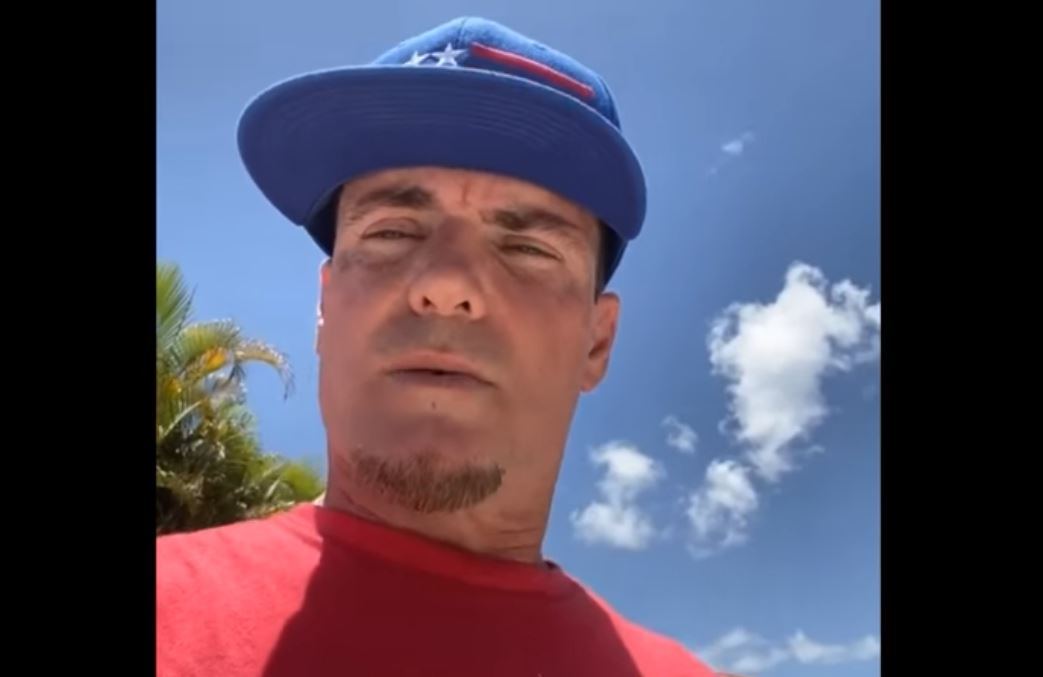 Stop, Collaborate & Listen: Vanilla Ice Cancels Gig Because, Ya Know, COVID Is A Real Thing