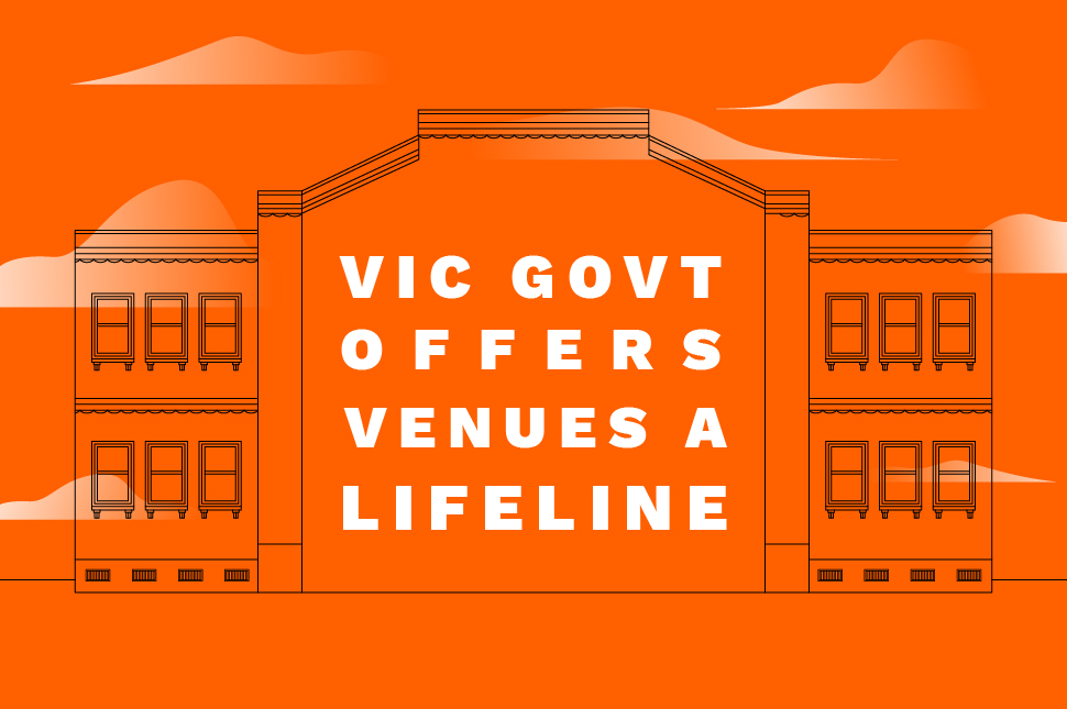Vic Government Announces $15 Million Package To Support Live Music Venues