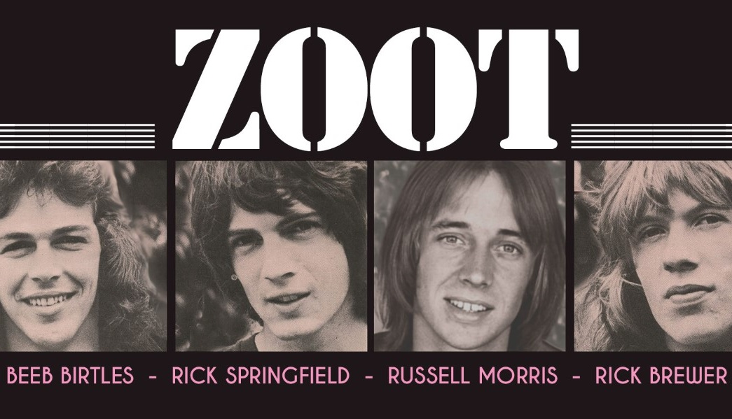 Legendary Aussie Rockers Zoot To Reform For Headline Tour