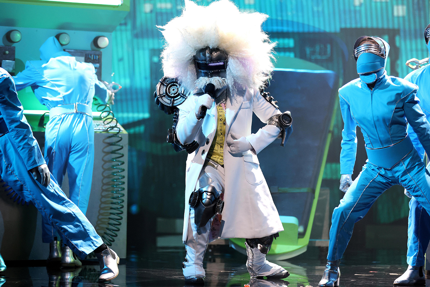 You Guessed It - That Was Ben Lee On 'The Masked Singer' And He's Told Us All About It