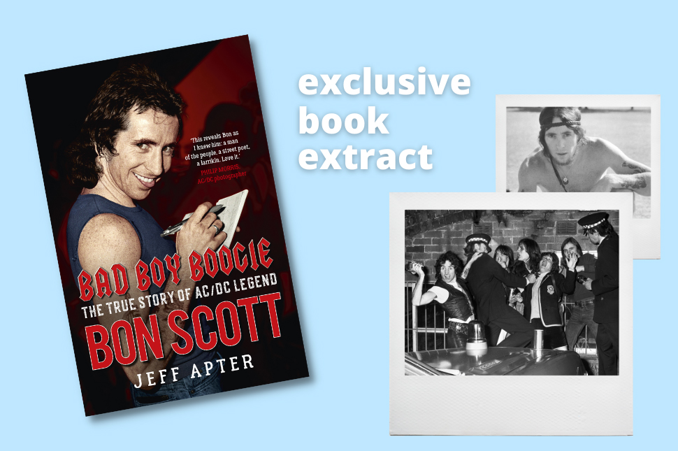 FIRST LOOK: Ever Wondered What The Early Years Of Bon Scott & AC/DC Were Like?