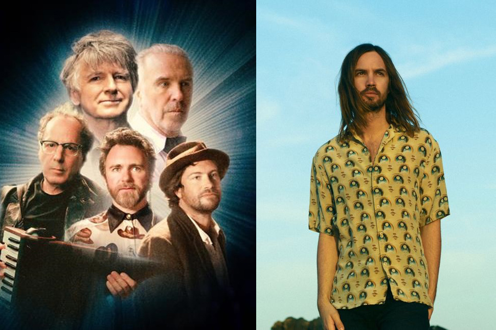 So, Neil Finn Asked Tame Impala To Remix A Crowded House Track; Here's The Result
