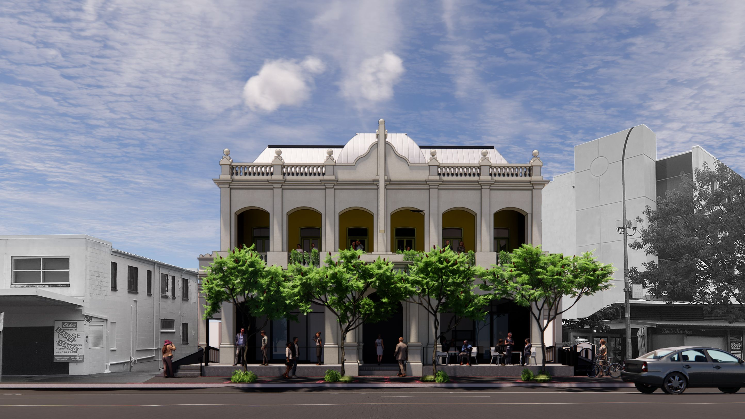Queensland's Oldest-standing Theatre Set To Be Relaunched As Live Music Venue