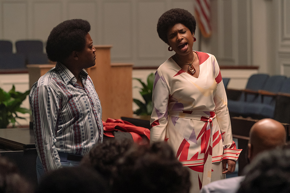 WATCH: A New Trailer For Aretha Franklin Biopic 'Respect' Has Dropped