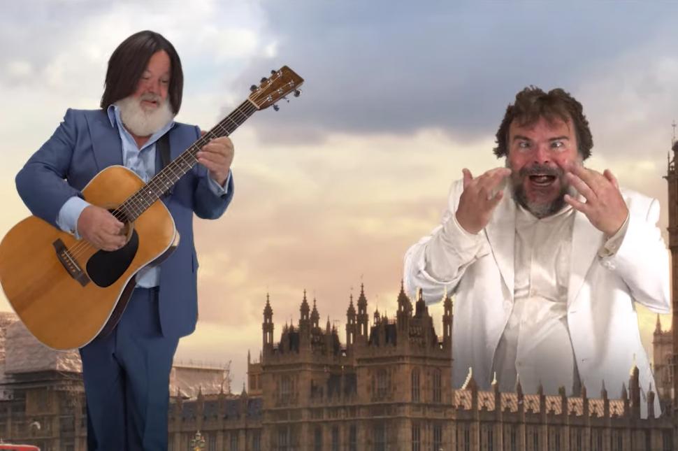 Paul McCartney Loves This Beatles Cover From Tenacious D: 'It's So Imaginative'